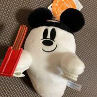Tokyo Disney Resort Halloween 2019 Churros Ghost Mickey Shoulder Plush Toy RARE