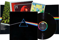 Pink Floyd The Dark Side Of The Moon with 2 posters and cards Rainbow Capitol