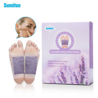 12Pcs Feet Detoxification Stickers Pad Chinese Medicine Adhesives Improved Sleep