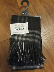 Mens Barbour Scarf BNWT