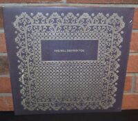 THIS WILL DESTROY YOU - Self Titled, Limited 2XLP COLORED VINYL Gatefold New!