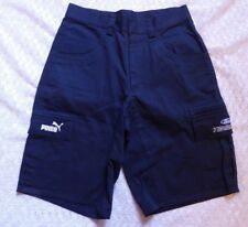 Puma Ford Team Rs Navy Blue Shorts Size Xs
