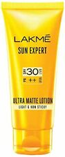 Lakme Sun Expert SPF 30 PA++ Ultra Matte Lotion | 100ml | Free Shipping