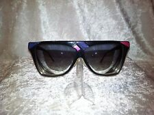 Vintage Laura Biagiotti P29-280L Sunglasses Made in Italy W/carry pouch (RARE)