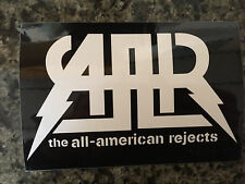 the all-american rejects promo sticker