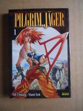 PILGRIM JAGER Vol.1 - Toh Ubukata - Manga edizioni Shin Vision   [G371H]