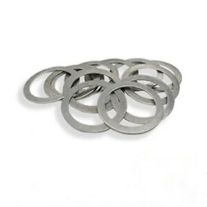 junta arandela aluminio plana 6MM ( 6X10X1.5 ) Set 25 uds JUA6