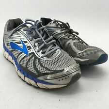 Brooks DNA Beast 16 Mens Running Shoes Athletic Gym Low Top Lace Up Gray 9.5 EE