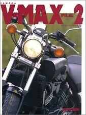 YAMAHA VMax File #2 Fan Part & Mechanical Book