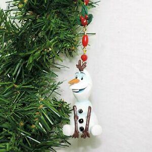 DISNEY Figur Ornament * OLAF Frozen * Christbaum Weihnachten Disneyland Paris