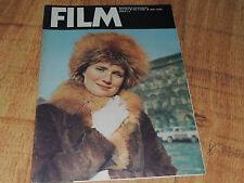 Film 4/1977 polish magazine Marie-Christine Barrault, Kirk Douglas, Claude Jade,