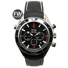 Omega Seamaster Planet Ocean 600M. Co-Axial