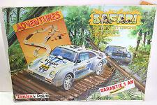 SLOT CAR PISTE TONKA POLISTIL ADVENTURES SAFARI ELECTRIC RACING TRACKS 33640