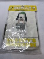 Vintage Snoopy's Wardrobe Outfit For Medium Plush Snoopy - German Outfit