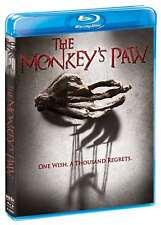 New: THE MONKEY'S PAW - Blu-ray