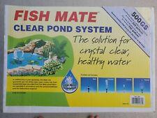 New listing *New in Box* Fish Mate 500 Gs Bio Pond Filter/Fountain and 8 watt Uv Sterilizer