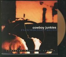 COWBOY JUNKIES Floorboard Blues USA PROMO CD SINGLE