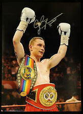 New Carl Frampton Boxing Signed 12x16 Photograph : A