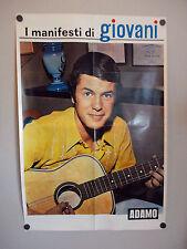 I MANIFESTI DI GIOVANI - Poster Vintage - ADAMO - 73x50 Cm 1