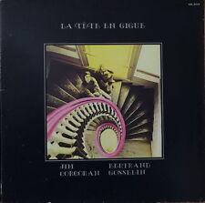 CORCORAN/GOSSELIN LA TETE EN GIGUE FOLK  FRENCH LP