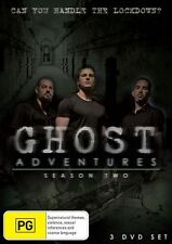 NEW Ghost Adventures-Season 2 (DVD)
