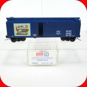 N Scale PEPSI-COLA 5 cents 40' USRA Box Car -- PCMT 12024 -- MICRO TRAINS 120220