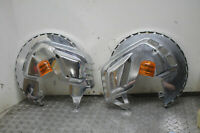 2001 Honda Goldwing GL 1800 Left Right Wheel Cover Shield Guards