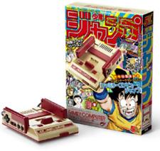 Nintendo Classic mini famicom Console Shonen Jump 50th Anniversary Gold Edition