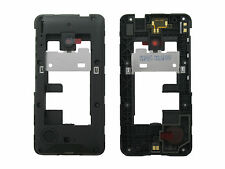 Genuine Nokia Lumia 530 Black Middle Cover / Chassis With Lens - 9503237