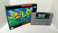 Secret of Mana 2 - English SNES Translation NTSC - 3 players - Seiken Densetsu 3