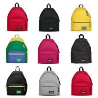 EASTPAK Backpack Padded Pak'r School College Backpacks Travel Gym Sports Bag