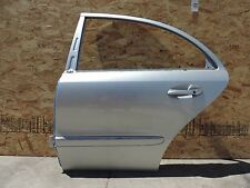 OEM Mercedes 03-06 W211 E320 500 Rear Left Side Door Shell w/ Air Bag (N/A)