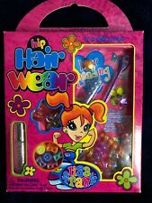 New In Package Lisa Frank Hip Hair Bliss Bead Set Hair Snaps, Clips & Tattoos
