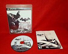Batman: Arkham City (Sony PlayStation 3 PS3, 2011)