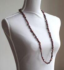 Natural Bohemian Gemstone Costume Necklaces & Pendants