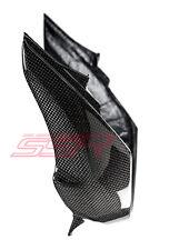 Ducati Diavel Lower Bottom Headlight/Headlamp Fairing Cover Carbon Fiber Fibre
