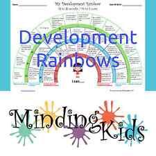 DEVELOPMENT RAINBOWS (PRIME) - Track children's progress from 0 to 12 years!
