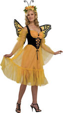 Morris Costumes Adult Women's Animals & Insects Butterfly Dress 12. RU889195