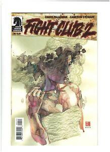 Fight Club 2 #4 NM- 9.2 Dark Horse Comics 2015 David Mack Variant