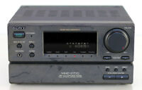 SONY TA-H2700 - MINI Hi-Fi COMPONENT SYSTEM / INTEGRATED STEREO AMPLIFIER
