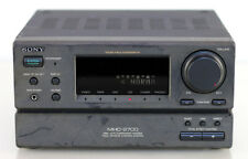 Sony ta-h2700 - Mini Hi-Fi Component System/Integrated Stereo Amplifier