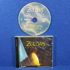 CDI Philips ZELDAS ADVENTURE Interactive Zelda Game UK English Version