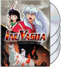 Inu Yasha: Sixth Season Box Set [4 Discs] (2013, REGION 1 DVD New)