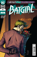 Batgirl #47 Cvr A Giuseppe Camuncoli (Joker War) (2020 Dc Comics)