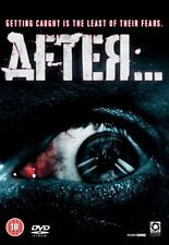 After... [DVD] 2009  Brand new and sealed