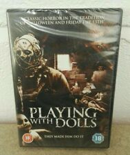 Brand New and Sealed Playing with Dolls DVD