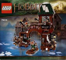 Lego The Hobbit ... # 79016 Attack on Lake - town - Bauanleitung (keine Steine!)