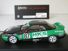 HPi, NISSAN SKYLINE HKS,  #87 1992 JTC, 1:43 Scale, JAPANESE TOURING CAR, #8123