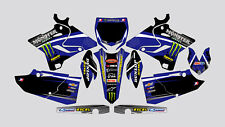 MONSTER YAMAHA YZ 125-250 2015-2019 DECAL STICKER GRAPHIC KIT