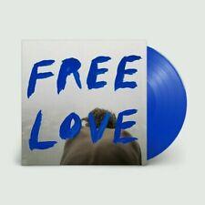 Sylvan Esso – Free Love Blue Coloured Vinyl LP 2020 Sealed